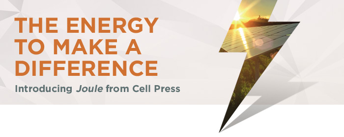 The Energy to Make a Difference - Introducing Joule from Cell Press